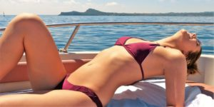 Why Is Sunlight Good for you - Sun Tanning Image