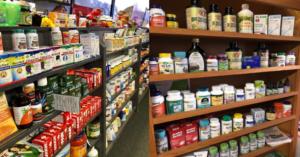 The Hillbilly Shaman Vitamins & Supplements