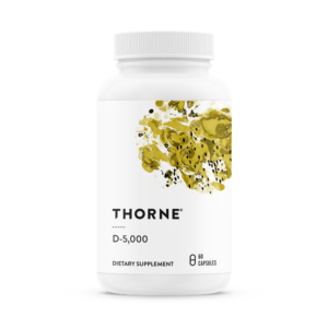 Top Rated vitamin D Supplements - Thorne Research Vitamin D Image