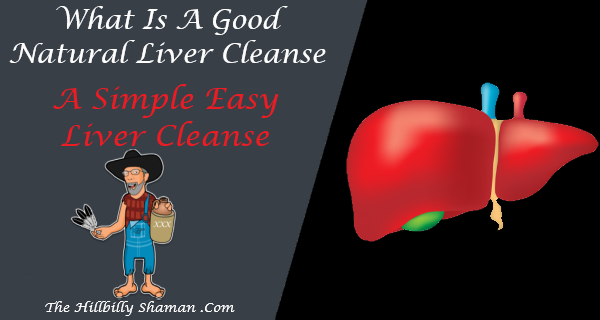 What Is A Good Natural Liver Cleanse - Featured Image