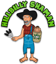 The Hillbilly Shaman - Logo